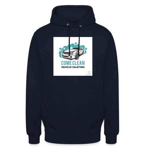 005F6183 5840 4A61 BD6F 5BDD28C9C15C - Sweat-shirt à capuche unisexe