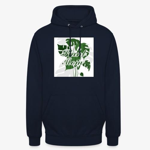 Plant Mom - Bluza z kapturem typu unisex