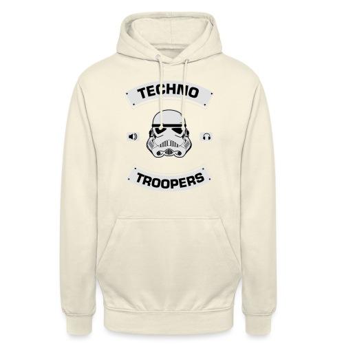 techno troopers - Unisex Hoodie