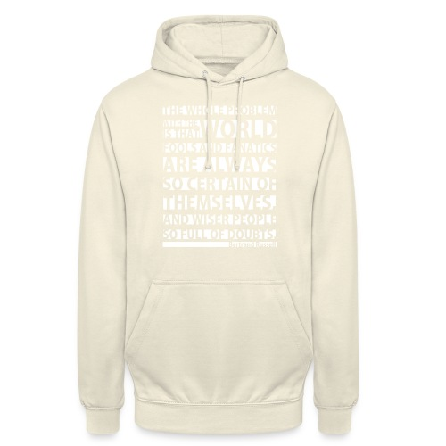 The Whole Problem with the World - Unisex Hoodie
