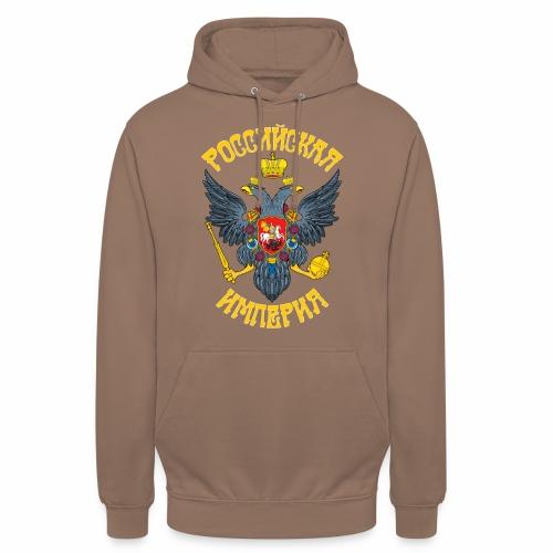 Wappen des Russischen Imperiums Russland - Unisex Hoodie