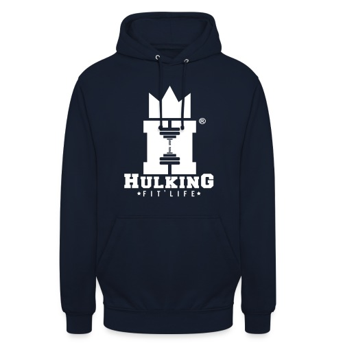Hulking H2 - Sweat-shirt à capuche unisexe