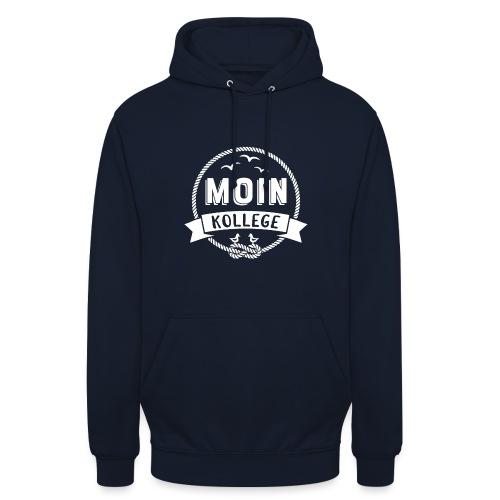 Moin Kollege Geschenk für Strandliebhaber - Unisex Hoodie