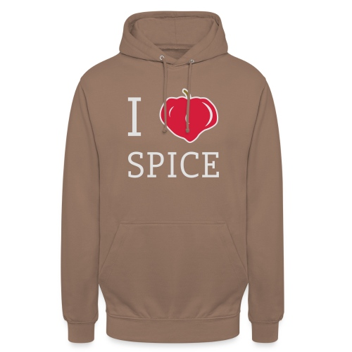 """i_love_spice-eps - Huppari """"unisex"""""""