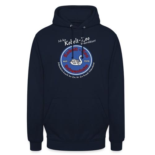 Highlanders Kobelt-Zoo Benefiz Shirt - Schwan - Unisex Hoodie