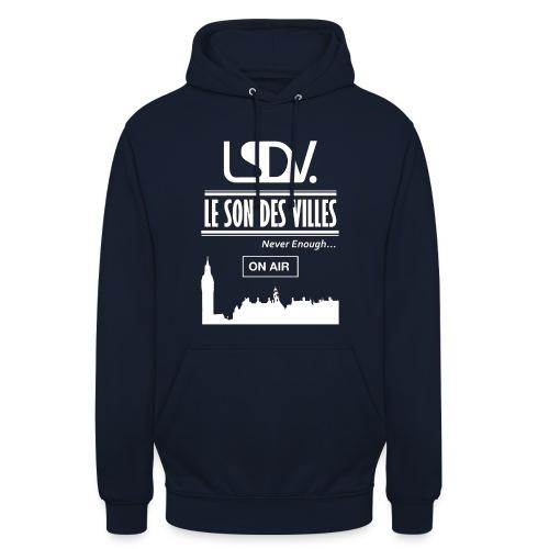 Lesondesvilles _On air LSDV - Sweat-shirt à capuche unisexe