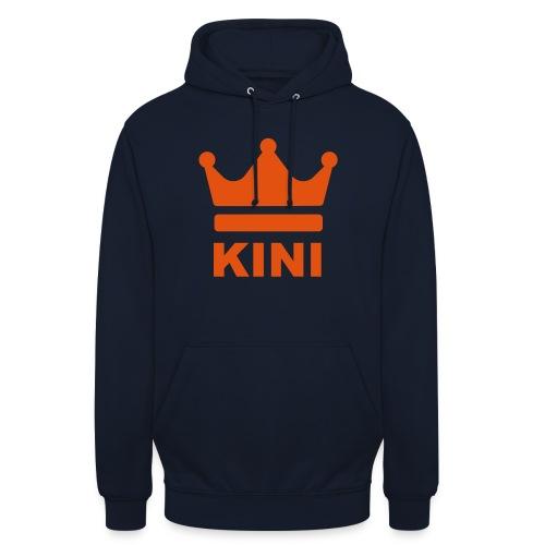 KINI ist König - Unisex Hoodie