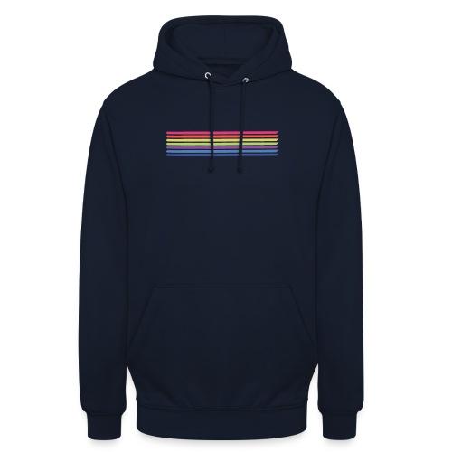 Colored lines - Unisex Hoodie