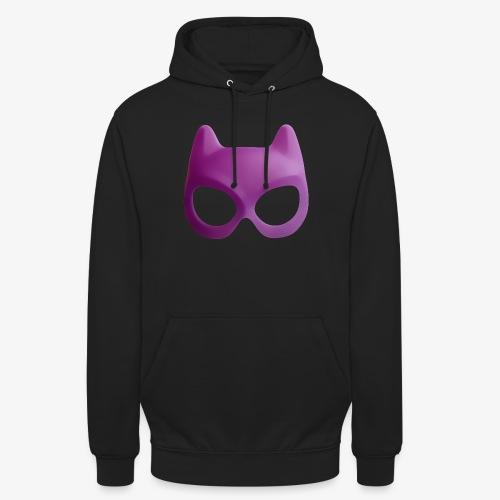 Bat Mask - Bluza z kapturem typu unisex