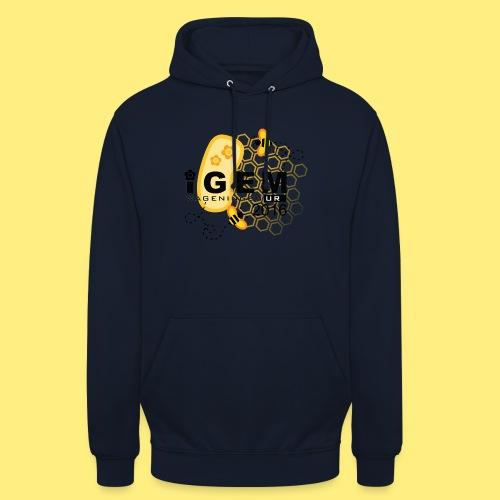 Logo - shirt men - Hoodie unisex