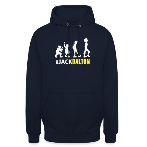TheJackDaltonévolution - Sweat-shirt à capuche unisexe