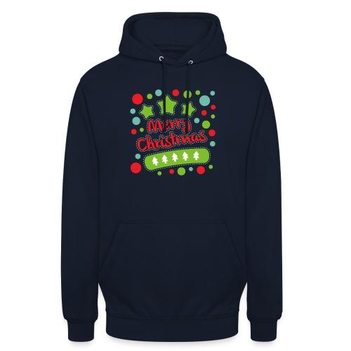 Merry Christmas - Unisex Hoodie