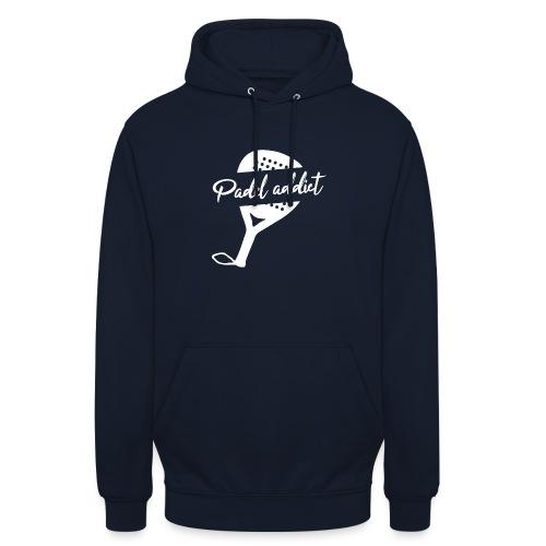 Padel Addict - Sweat-shirt à capuche unisexe