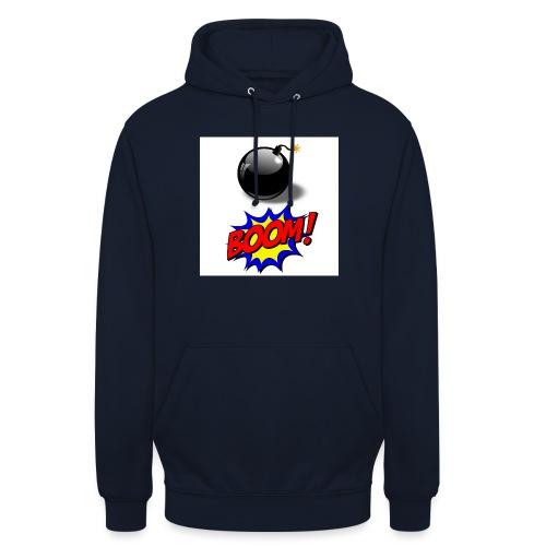 bombe - Sweat-shirt à capuche unisexe