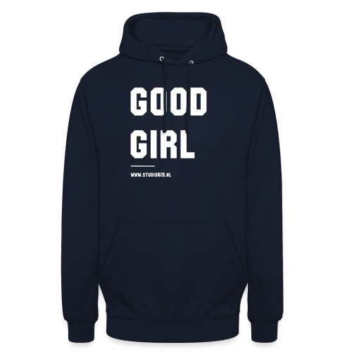 TANK TOP GOOD GIRL - Hoodie unisex