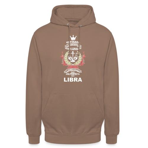 LIBRA - Sudadera con capucha unisex