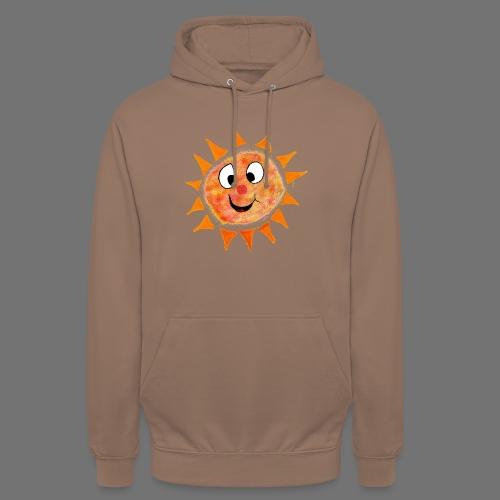 Słońce - Bluza z kapturem typu unisex