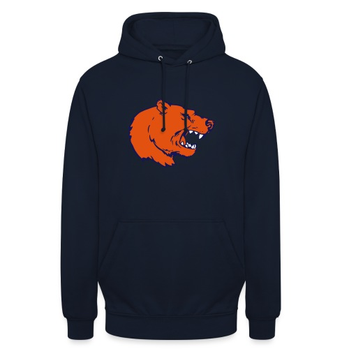Logo St. Gallen Bears - Unisex Hoodie