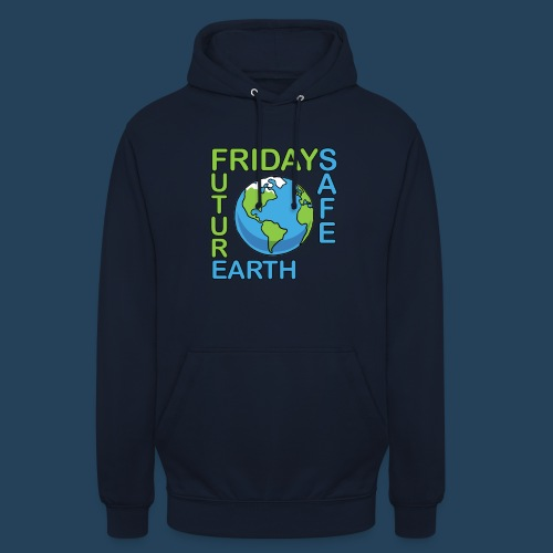 Safe Our Earth - Unisex Hoodie