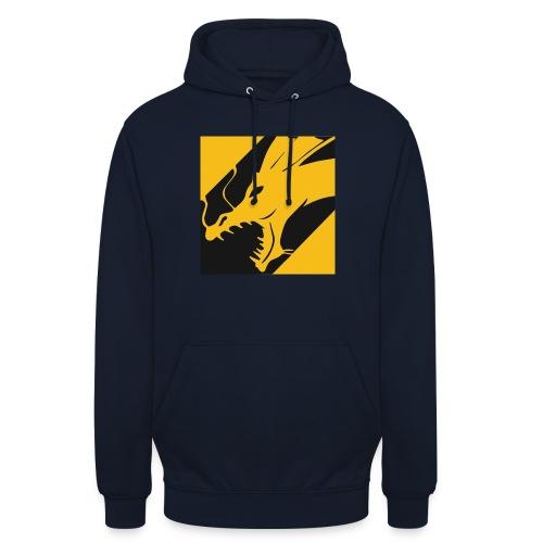 Dragon Yellow - Hoodie unisex