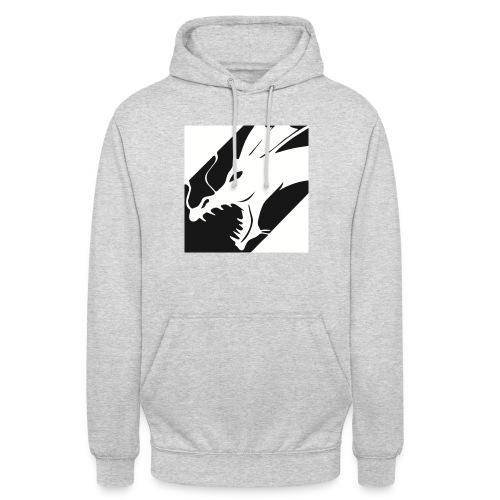 Dragon White Mok - Hoodie unisex