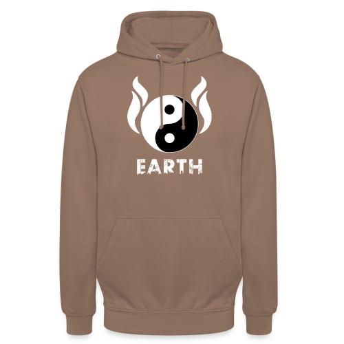 YIN YANG EARTH - Unisex Hoodie
