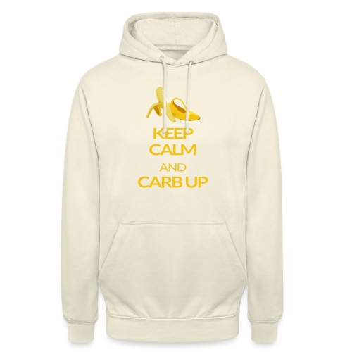 KEEP CALM and CARB UP - Unisex Hoodie