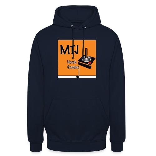 Mtj Logo - Unisex-hettegenser