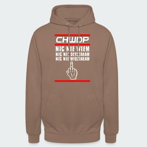 Tank top damski Premium CHWDP - Bluza z kapturem typu unisex