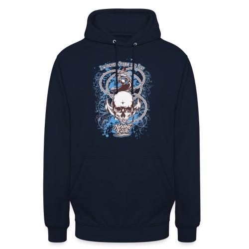 Skull Anker Design Art - Unisex Hoodie