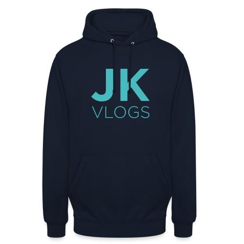 JK Vlogs Logo - Unisex Hoodie