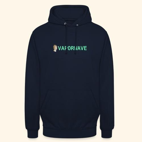 Roman Statue Vaporwave - Sweat-shirt à capuche unisexe