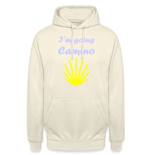Going Camino - Hættetrøje unisex