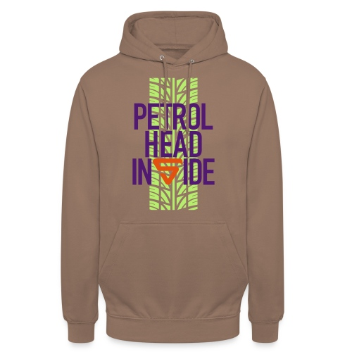 Petrolhead inside - Sweat-shirt à capuche unisexe