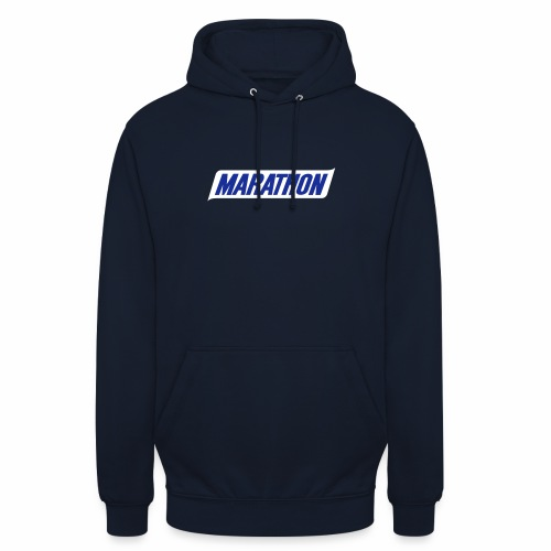Marathon Emblem - Unisex Hoodie