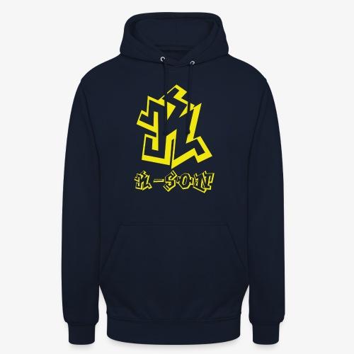 ka3y png - Sweat-shirt à capuche unisexe