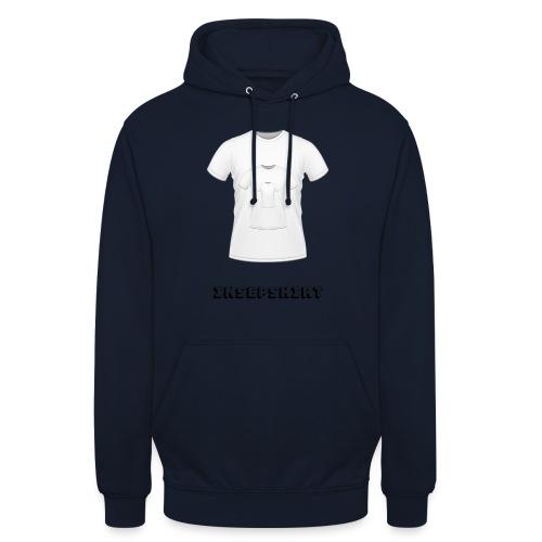 insepshirt - Sweat-shirt à capuche unisexe