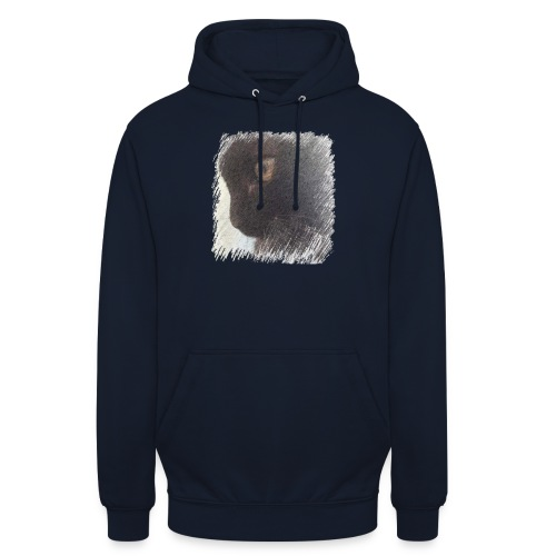 chat - Sweat-shirt à capuche unisexe