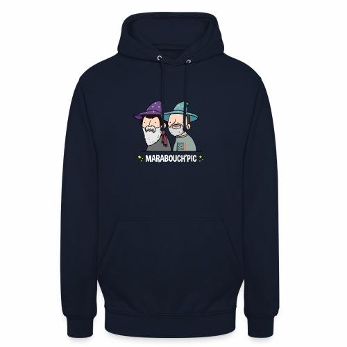 Marabouch'pic - Sweat-shirt à capuche unisexe