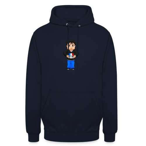 MaximeGaming - Sweat-shirt à capuche unisexe