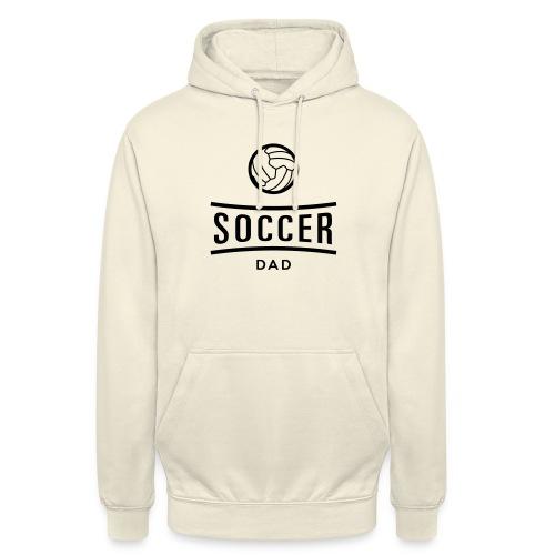 soccer dad - Sweat-shirt à capuche unisexe