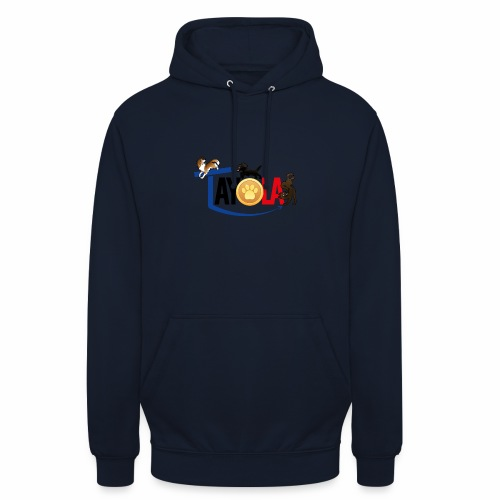 TAYOLA logo 2019 HD - Sweat-shirt à capuche unisexe