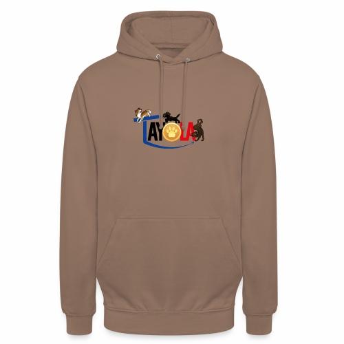 TAYOLA logo 2019 HD - Sweat-shirt à capuche unisexe