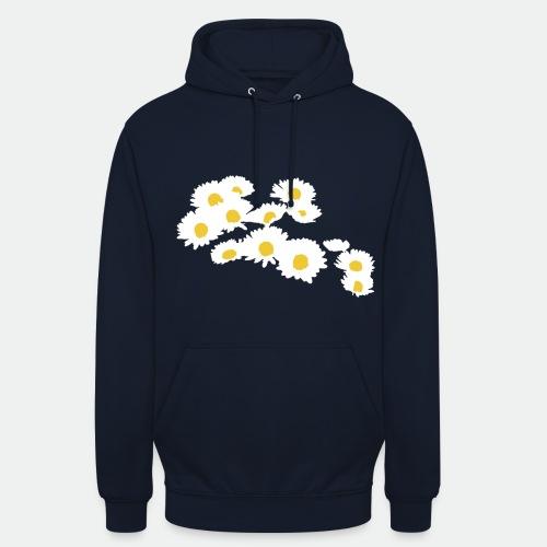 Spring Season Daisies - Unisex Hoodie