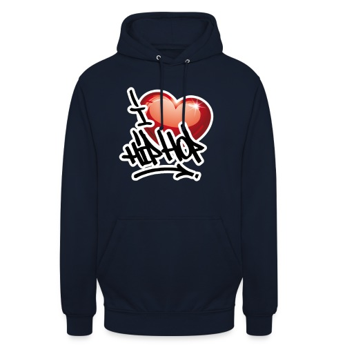 I LOVE HIP HOP PARTY !!!! - Unisex Hoodie
