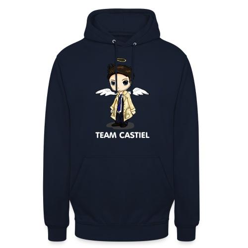 Team Castiel (dark) - Unisex Hoodie