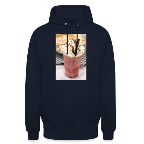 milkshake - Sweat-shirt à capuche unisexe