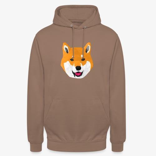 Shiba Dog - Sweat-shirt à capuche unisexe