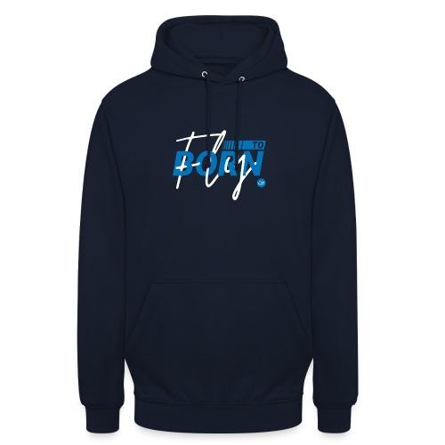 Merchandise 01 BTF white - Unisex Hoodie
