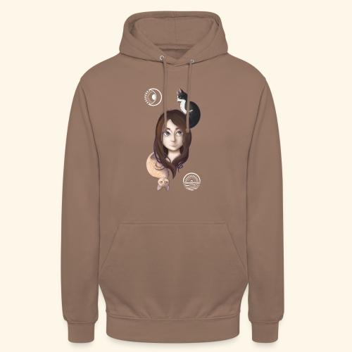 KaAzura - Sweat-shirt à capuche unisexe